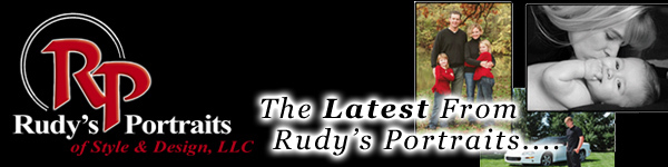 Rudy's Portraits header